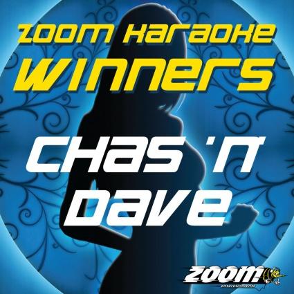 Zoom Karaoke Winners - Chas 'N' Dave : MP3+G album : Zoom