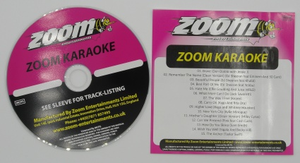 Zoom Pop Chart Picks 2020 (Part 3) [Custom CD+G]