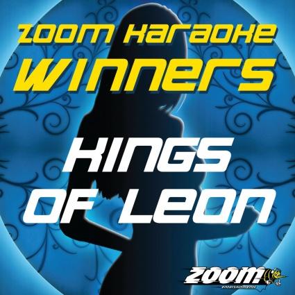 Zoom Karaoke Winners - Kings Of Leon : MP3+G album : Zoom