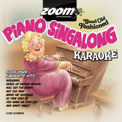 Zoom Good Old Fashioned Piano Singalong Karaoke