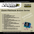 Zoom Platinum Artists - Volume 83 (Hits Of The Smiths & Morrissey Vol.1)