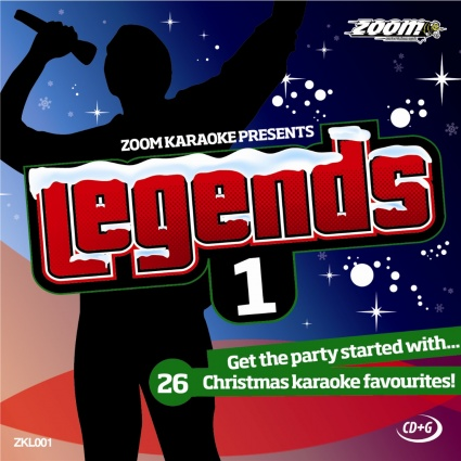 Zoom Karaoke Legends 1