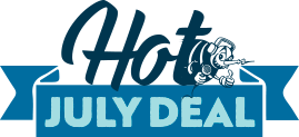 Hot July Deal